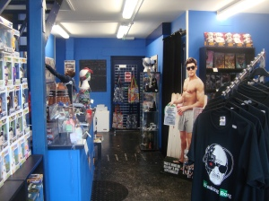 Darkside Comics is a great place to visit, stocking comics, movies, merchandise and so much more!