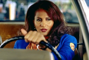 The incomparable Pam Greer as Jackie Brown