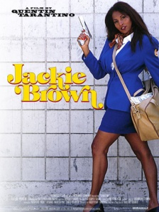 Pam Greer as the iconic Jackie Brown