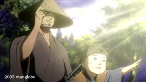 ..and also on 'Samurai Champloo'!