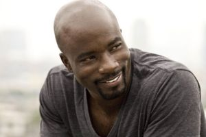 actor Mike Colter was officially confirmed to play Luke Cage today.