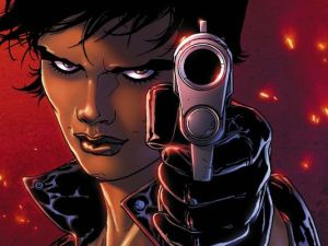 The 're-imagined' Amanda Waller from DC's 'New 52'