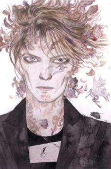 Yoshitaka-Amano-David-Bowie-Art-The-Return-of-the-Thing-White-Duke-3-2