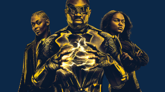 Black Lightning Family
