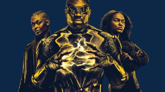 Black Lightning Family